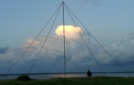 SAL 30 Mark II Receiving HF antenna by Array Solutions