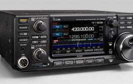 The NEW Icom IC-9700 , It's Amazing!!