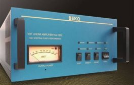 BEKO HLV-1250 2 Meter RF Power Amplifier with 1,250 Watts RF output