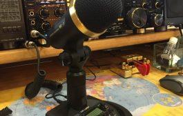 Yaesu M1 – Desktop Microphone  [  Video ]