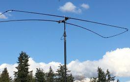 SteppIR UrbanBeam Yagi antenna