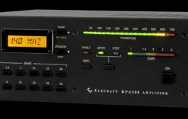 Elecraft KPA500 Compact 160-6 M Solid State Amplifier