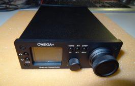 OMEGA- Portable radio