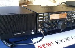 The new Elecraft SP3 Speaker