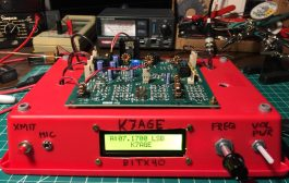 BITX-40 On The Air – K7AGE