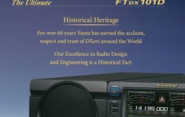 Yaesu FT-DX101D/MP  [ English Brochure ]