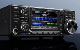Icom IC-7300 HF/6m Radio Walkthrough