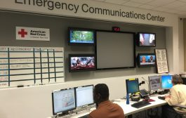 Red Cross Fall Emergency Communication Drill Set for November 14