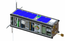 Neutron-1 CubeSat Scheduled for Deployment on November 5; Other Sats Pending