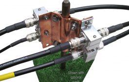 DX Engineering UCGC-Z Universal Copper Grounding Clamps