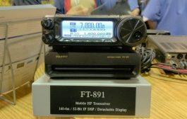 YAESU FT- 891 First Test [ Video ]