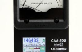 Comet CAA-500 MK2 Antenna Analyzer Preview