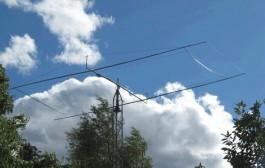 Light Beam Multi-band Antenna LBM-17M+20M