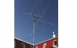 Two element QUAD antenna Model RQ-26H