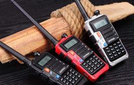 Baofeng UV9S Triband HT Power Test
