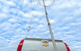 MK-4 Heavy Duty – 25′ Maximum Height Fiberglass Masts