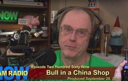 HRN 269: Bull in a China Shop on Ham Radio Now