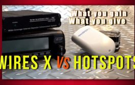 The Difference Between Yaesu WiresX And Hotspots