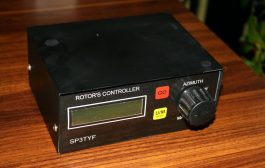 Arduino Antenna Rotator – DIY