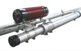Dual-Band THUNDERBOLT® Vertical Antennas DXE-8040VA-1