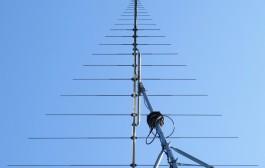 Create CLP-5130-1N VHF/UHF Log-Periodic Antennas – VHF/UHF, 21 Elements, 50-1300 MHz