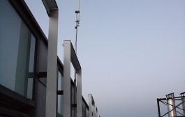 PA0NHC – active, capacitive receiving antenna Wideband 30kHz-30MHz