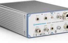 R&S®EM100XT Digital Compact Receiver