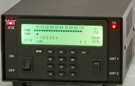 160-6 Meter Solid State Linear Amplifier  [ TEN-TEC ]