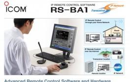 Icom RS-BA1 IP Remote Control Software