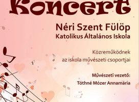 Tavaszi koncert 2019