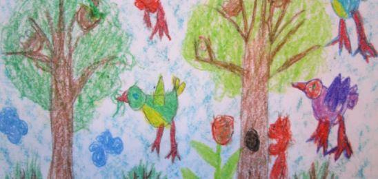 Madarak és fák napja – május 10.