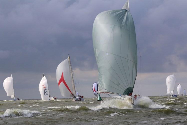 Kursiu mariu regata 16