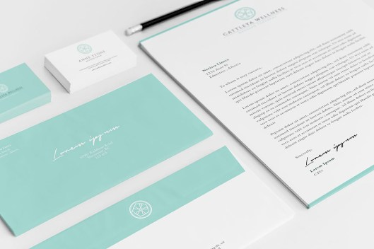 Branding Collateral Package Image