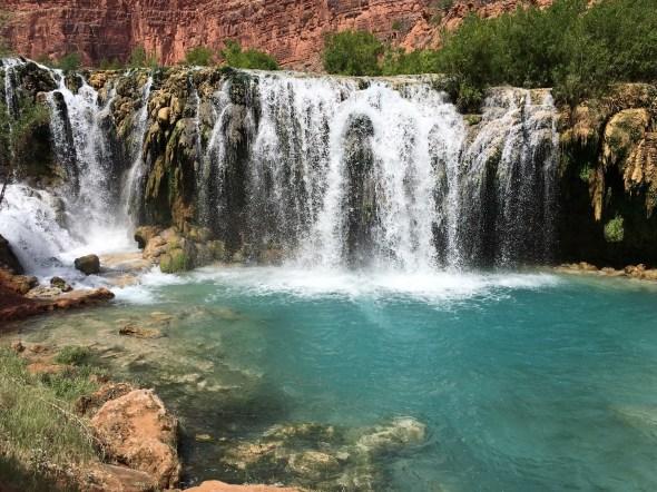 Lower Navajo Falls, Supai, Arizona