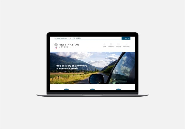 First Nation Motors Site