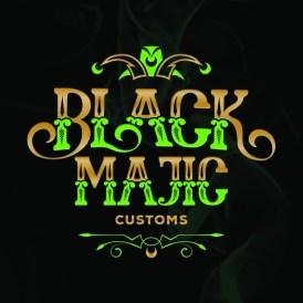 Black Majic logo