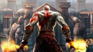 God of War 2 (Playstation 2)