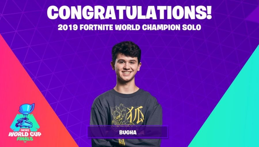 Las locas habilidades de edición de Bugha muestran por qué ganó la Copa del Mundo de Fortnite