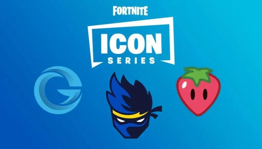 Skins Series Icon de Fortnite