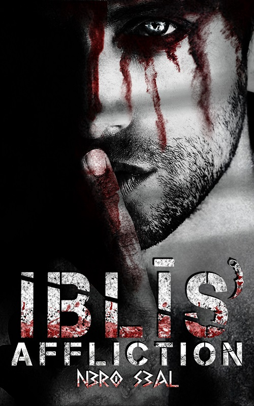 Iblis' Affliction - ebook cover