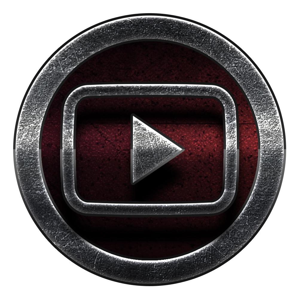 Youtube social icon Nero Seal