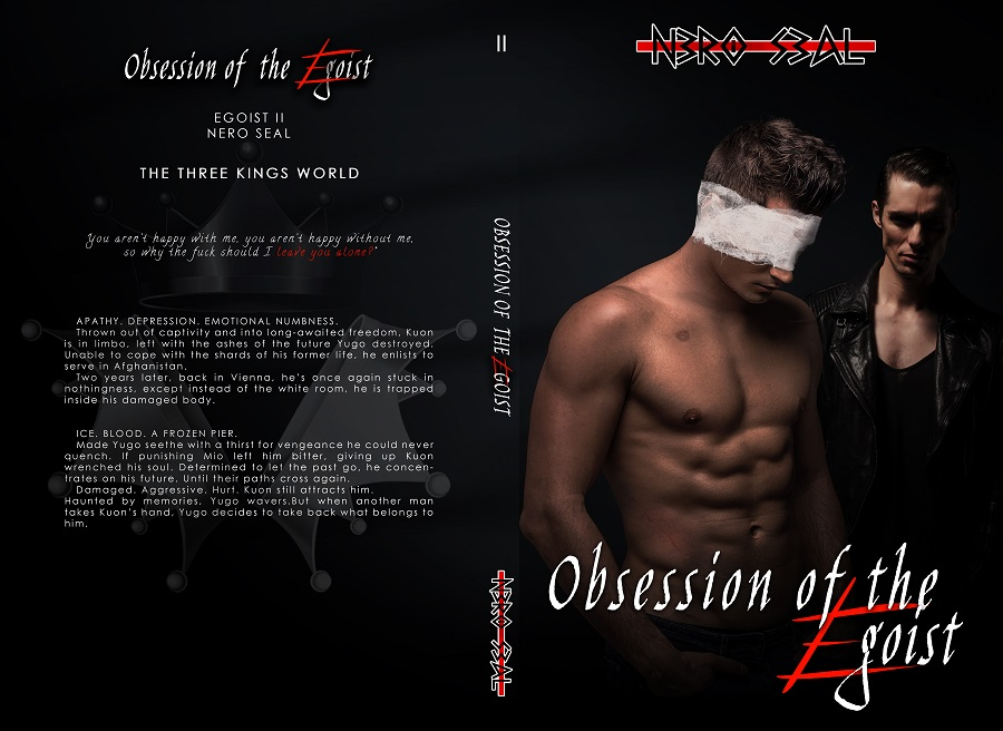 Obsession of the Egoist Paperback cover