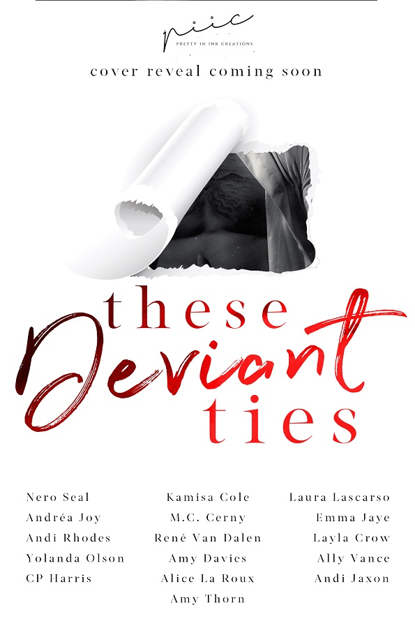 These deviant ties cover reveal Anthology