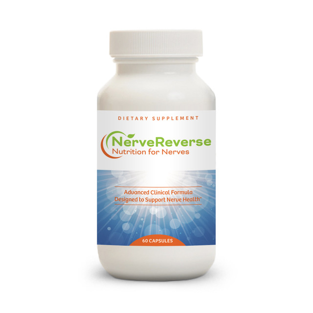 NerveReverse Advanced Clinical Formula for Nerve Pain