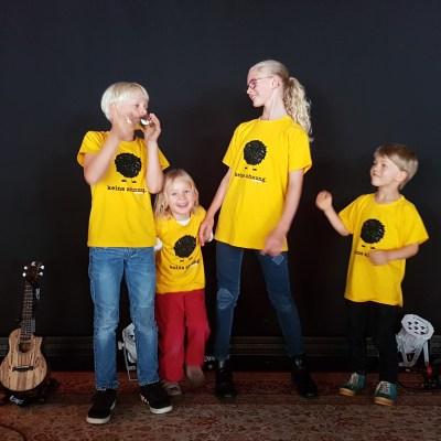Kids T-Shirt Keine Ahnung