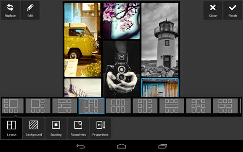 aplikasi edit foto android Pixlr Express
