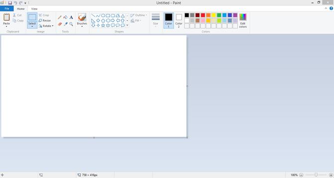 program paint