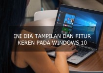 tampilan windows 10