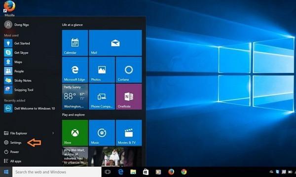 Windows 10 – 30 September 2014