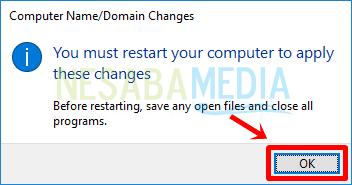 Cara Mengganti Nama Komputer windows 7
